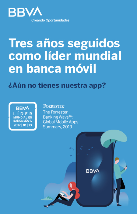 BBVA Pop-up-Forrester